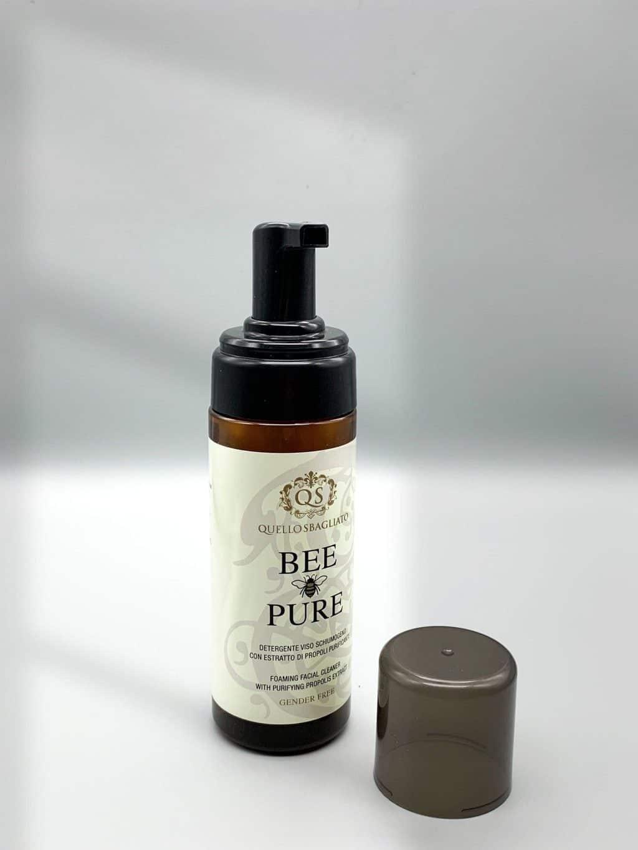 detergente schiumogeno viso struccante pelli sensibili