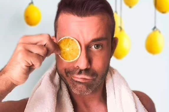 prodotti cosmetici donna e uomo acidi della frutta
