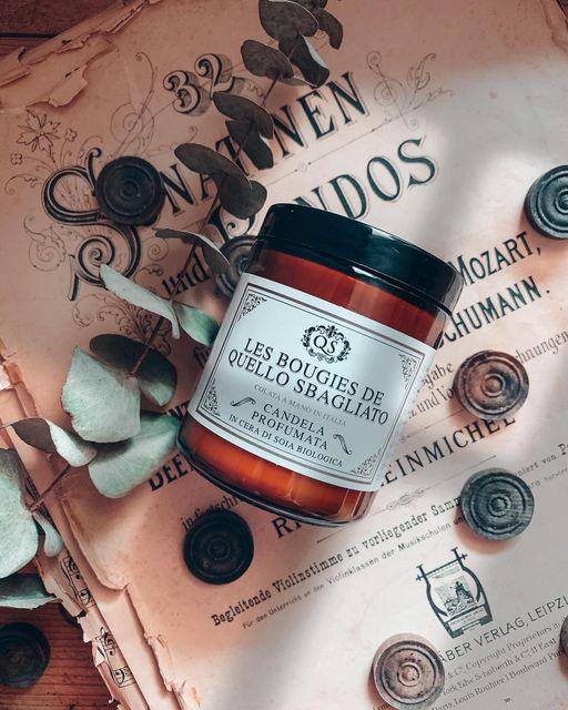 shop online candele cera di soia biologica